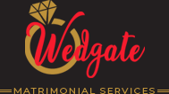 Wedgate Matrimony Dark logo