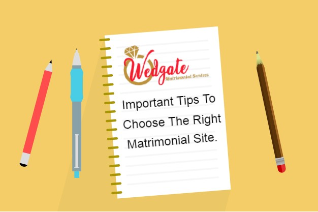 Important Tips To Choose The Right Matrimonial Site